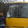 У Винниках водій маршрутки 5-А брутально вигнав із автобуса дитину
