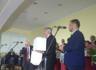 У Винниках відбувся творчий вечір Героя України Мирослава Скорика