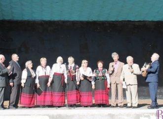 Ансамбль «Винниківчани» представив Винники на міжнародному фестивалі «Золоті роки»