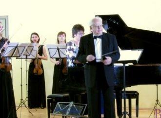 У Винниках відбудеться концерт видатного композитора Мирослава Скорика