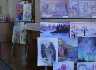 Малюнки учениць Винниківської санаторної школи-інтернату – на Всеукраїнській виставці «Діти – діячі мистецтва»