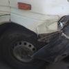 Неподалік Вульок в аварію потрапив мікроавтобус