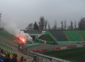 Останній матч сезону «Рух» зіграє на львівській «Україні»