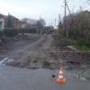 У Винниках забрукують вулицю Стрілецьку