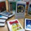 Дитяча бібліотека Винник вперше отримала книжки шрифтом Брайля