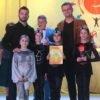 Ансамбль сучасного танцю «Карамель» до перемоги на міжнародному фестивалі привела «Пастка»